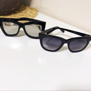 Le Specs and Derek Lam Sunglasses Bundle